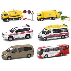 【予約受付中】(TINY) スキップローダー/ごみ収集車/警察車両/メルセデスベンツ ヴィトー/Jackson Coach(2月発売)