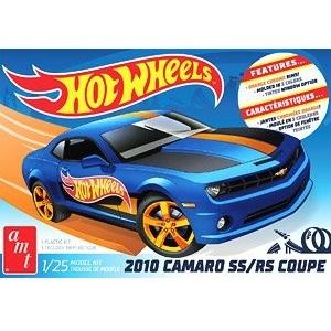 【予約受付中】(Hot Wheels)1/25 シボレー カマロ SS/RS クーペ 2010(プラモデル)(3月発売)