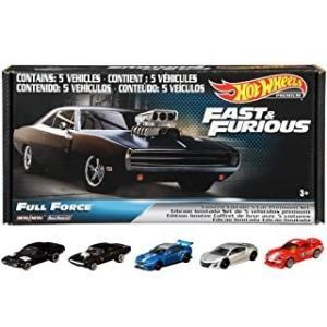 【販売中】(Hot Wheels)ワイルド・スピード プレミアムボックス – Full Force(5/1発売)