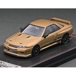 【予約受付中】(ignition model)TOP SECRET GT-R (VR32) Matte Gold(9月発売)