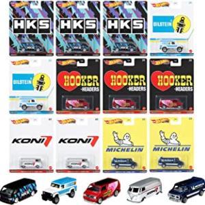 【予約受付中】(Hot Wheels)ポップカルチャー アソート - スピード ショップ ガレージ(6/12発売)