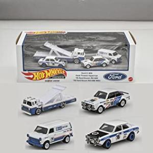 【予約受付中】(Hot Wheels)プレミアム コレクターセット アソート - Ford Race Team(8/28発売)