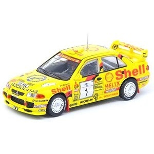 【予約受付中】(INNO MODELS)三菱 ランサーエボリューション III #1 Neste 1000 Lakes Rally Finland 1995 Tommi Makinen/Seppo Harjanne(8月発売)