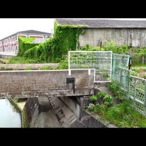 西鉄宮地岳線(現・貝塚線)廃線跡を自転車で走る 2019&2009