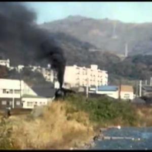 蒸気機関車北九州の9600(SL)