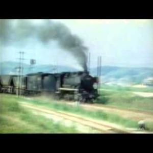 蒸気機関車筑豊の9600その1(SL)