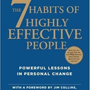 前田裕二『The 7 Habits of Highly Effective People』