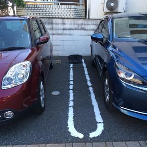 そういえば車が変わりました。