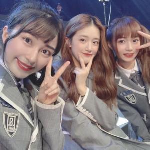 中国のオーディション番組「青春有你2」が最終回