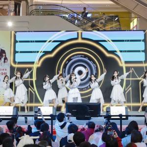 11月21日杭州でイベントと握手会開催