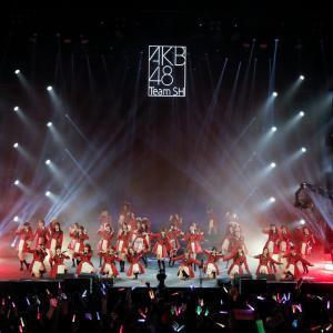AKB48 TeamSH 2周年コンサート全記録(前編)