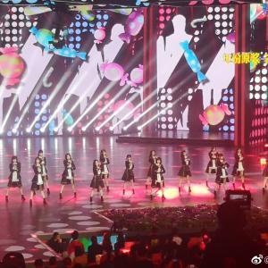 AKB48 TeamSH 安徽衛星テレビの春節特番に出演決定!