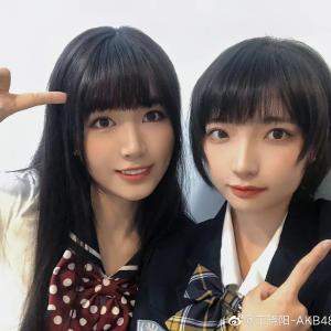 4期生5名が出演!AKB48 Team SH 研修生 Stage《サムネイル》(9月12日)