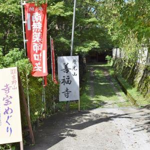 善福寺(奈良県吉野)の写真と御朱印