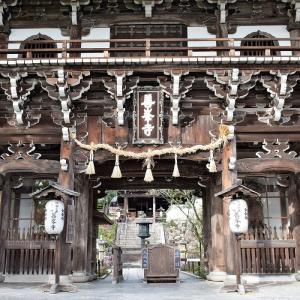 善峯寺(京都市)の写真と御朱印