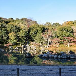 天龍寺(京都市)の写真と御朱印②