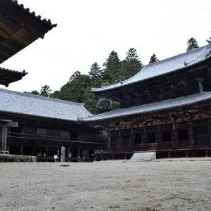 圓教寺(兵庫県姫路市)の写真と御朱印③