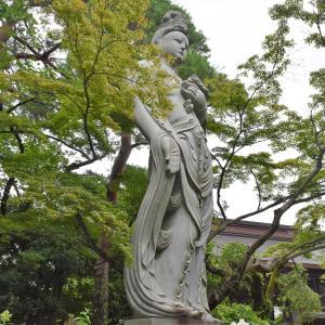 高幡不動金剛寺(東京都日野市)の写真と御朱印③