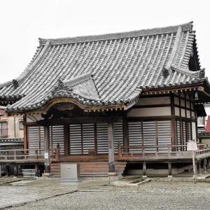 總持寺(西新井大師)(東京都足立区)の写真と御朱印②
