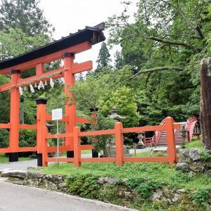丹生都比売神社(和歌山県かつらぎ町)の写真と御朱印