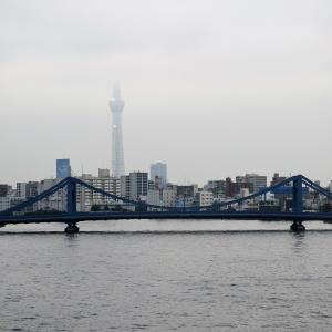 隅田川テラス散歩(2020年9月13日)①