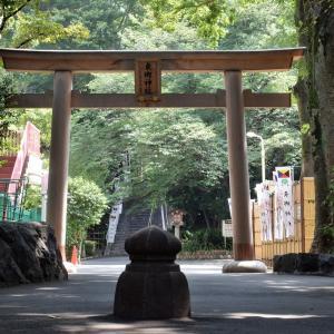 東郷神社(東京都渋谷区)の写真と御朱印