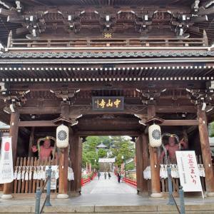 中山寺(兵庫県宝塚市)の写真と御朱印