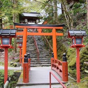 貴船神社(京都市左京区)の写真と御朱印②