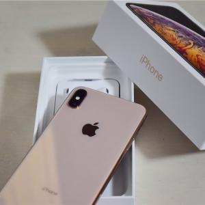 iPhone XS Max 1ヶ月使用レビュー!