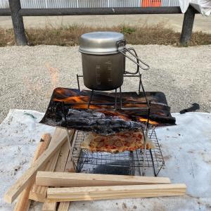 第二回焚き火会 - 初めてのソロ焚き火