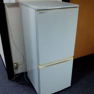 12年ぶりに冷蔵庫を買い替えた