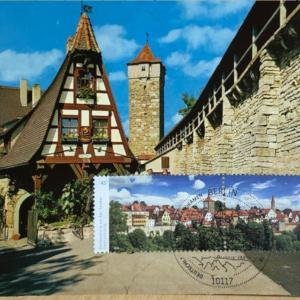 Postcrossingを使って異文化交流!外国からポストカードが届きました(24)  〜ドイツ〜