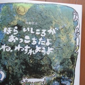 『ほら いしころが おっこちたよ ね.わすれようよ』田島征三著(読書散歩1791)