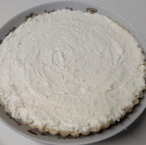 久々のケーキ