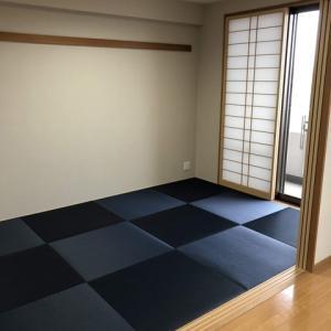 和室のリフォーム、ビフォー・アフター~畳の交換でこれだけ印象が違います!