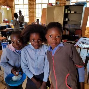 南アフリカ共和国 ~学校の日常~