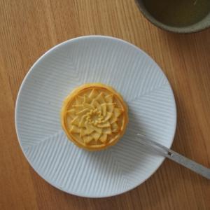 おいしいパイナップルムーンケーキ