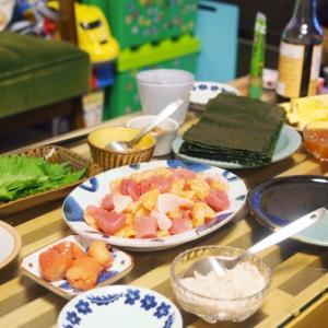 手巻き寿司ごはん