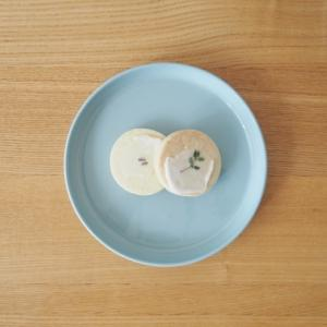 かわいい米粉のハーブクッキー