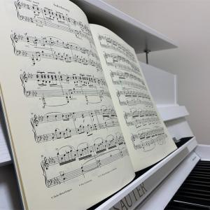 古いピアノと入院生活