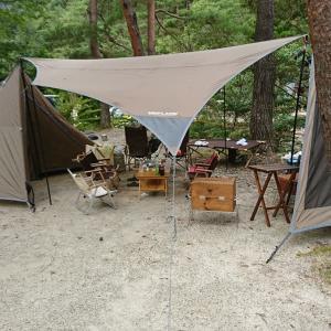 2か月ぶりの川キャンプはまたしても北恵那へ in 北恵那キャンプ場 その1