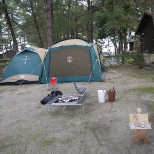 我が家の冬キャンプの歴史(使用幕、気温、暖房器具、シュラフなんかも紹介)