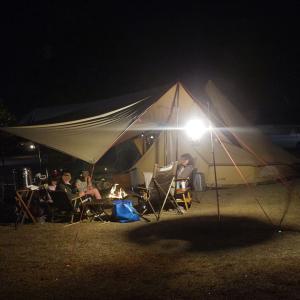 やっぱりキャンプは2泊がいいね in 大淀西海岸ムーンビーチキャンプ場 その3
