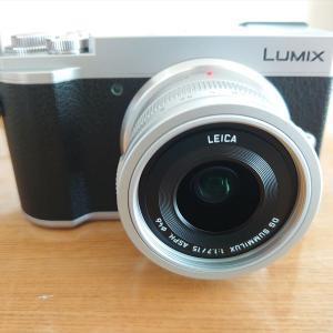 懲りずにミラーレス一眼 LUMIX GX7 MarkⅢ 単焦点ライカDGレンズキットを購入