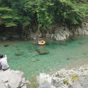 久々のキャンプで今年もやっぱり川遊びにクワガタにホタルを堪能 in 北恵那キャンプ場