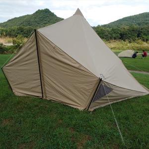 なんか毎年テントやタープを買っていないか!? 年ごとのテントやタープの購入履歴を確認