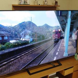 テレビが壊れたので新たにハイセンスの65型テレビを買ったって話
