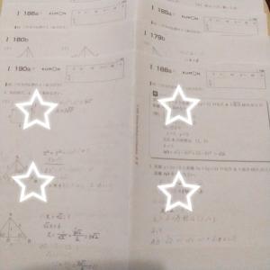 ◇公文式在宅学習・先生の対応が有難い☆RISU算数の進度キロク