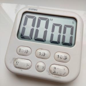 ◇公文算数の必須アイテム☆制限時間で集中力を高める