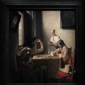 フェルメールの陰に隠れた画家、ピーテル・デ・ホーホ~Pieter de Hooch in Delft @Museum Prinsenhof Delft